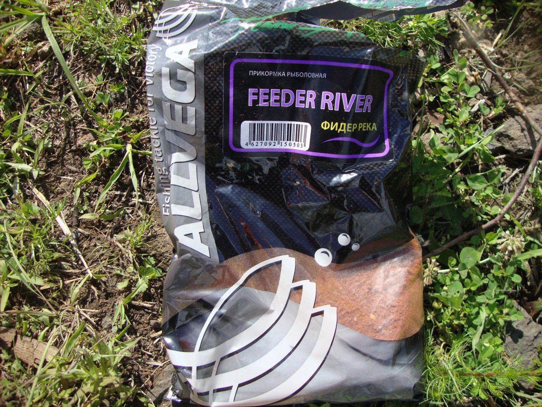 прикормка для рыбы весной