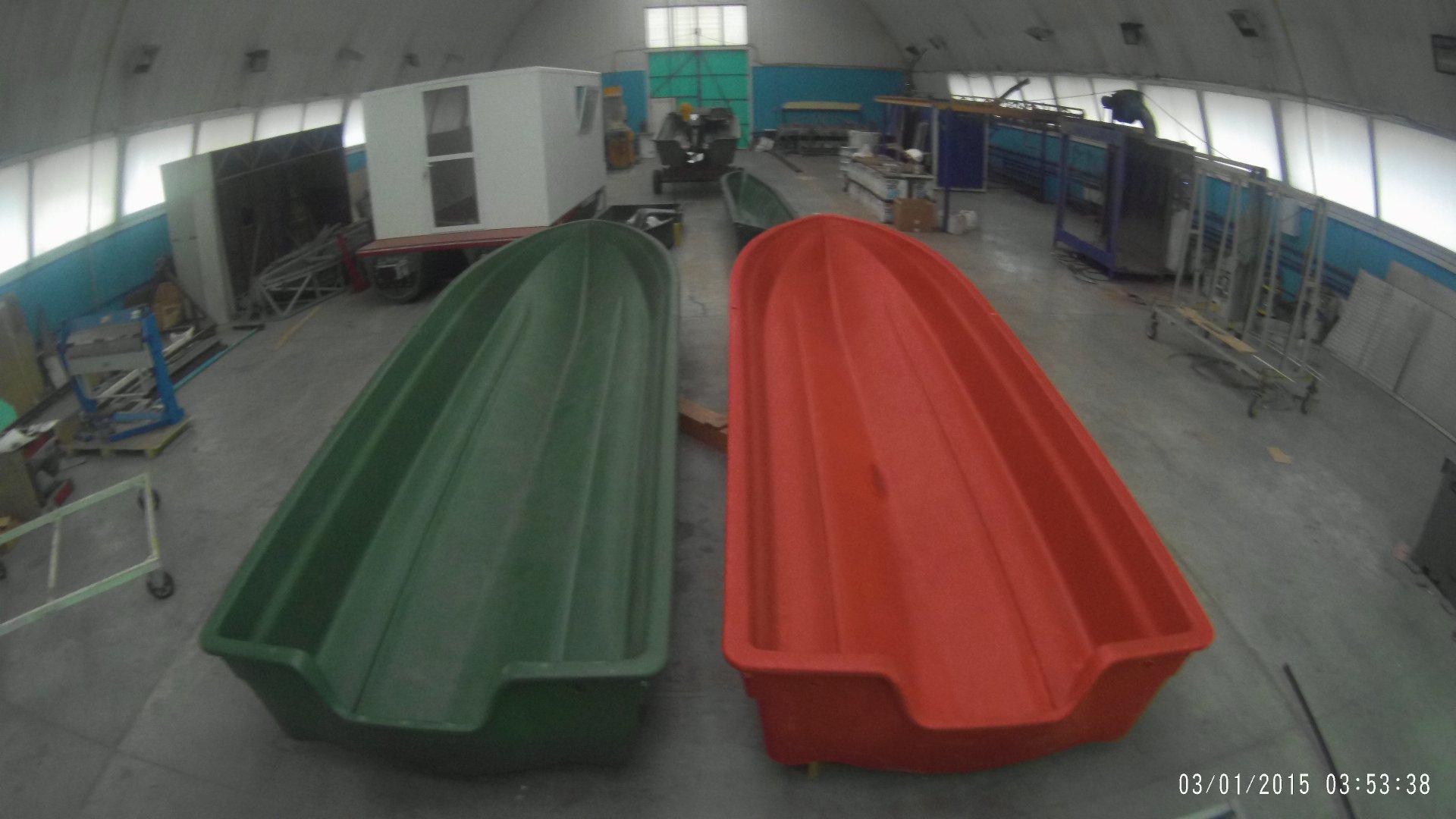лодка из полиэтилена новосибирск