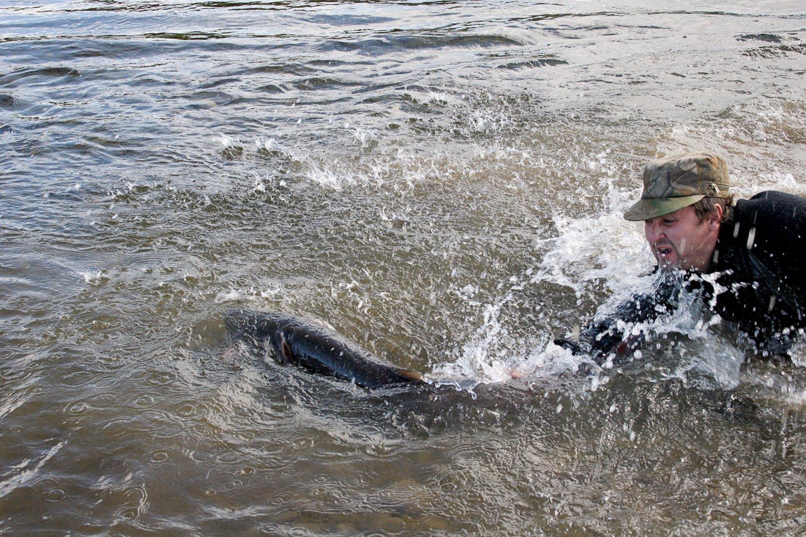 ловля рыбы благовещенск