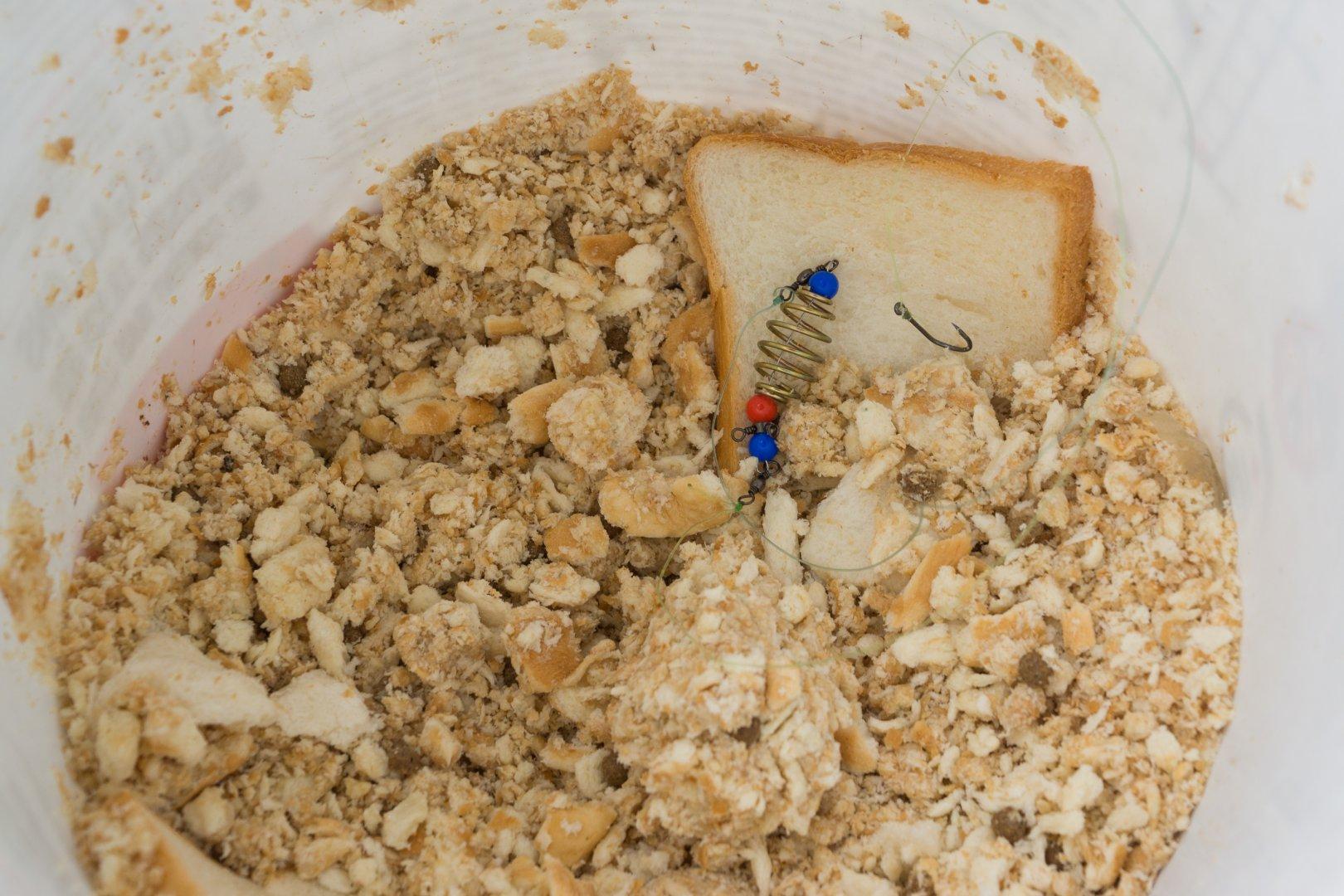 как варить пшено на рыбалку для прикормки