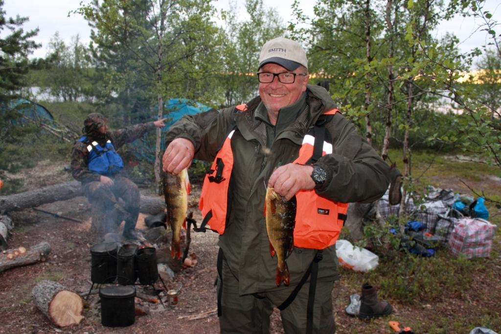 отдых и рыбалка на севере