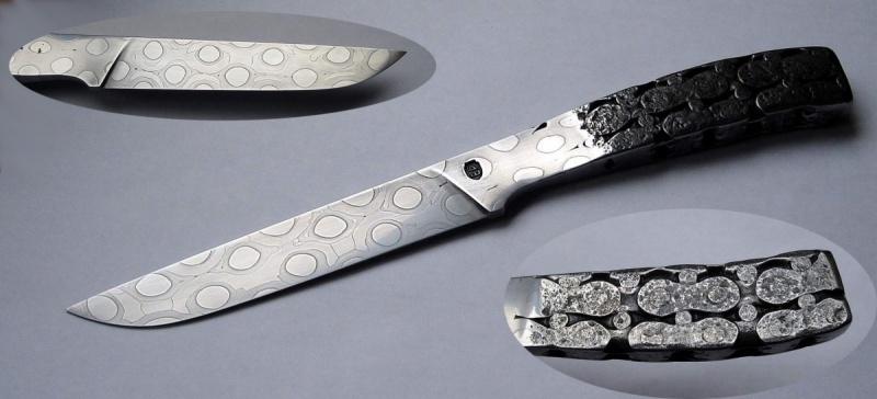 Куем нож своими руками фото