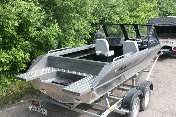 Алюминиевая лодка ТУМАН 510 7.jpg