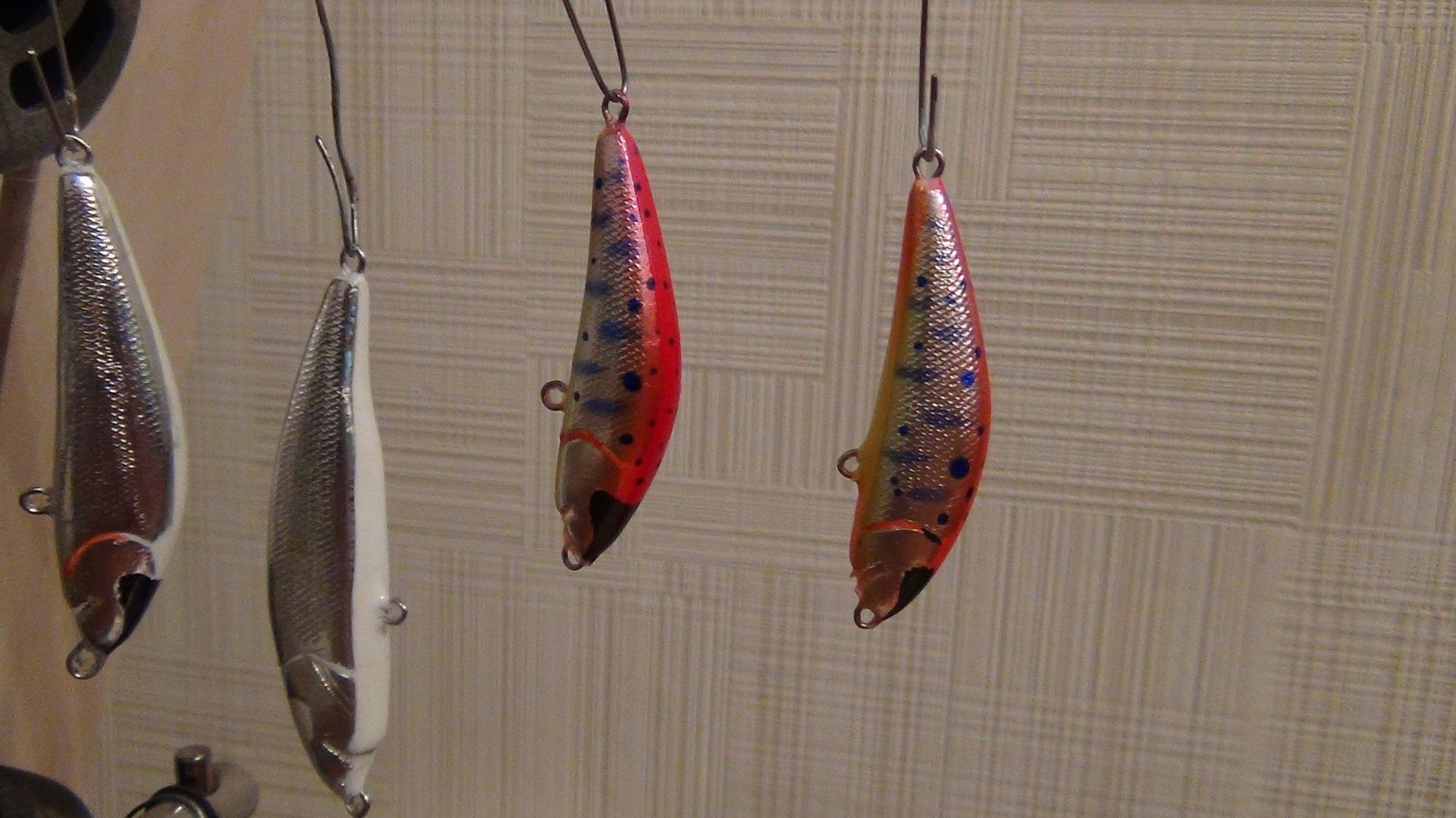 Самодельные рыболовные снасти