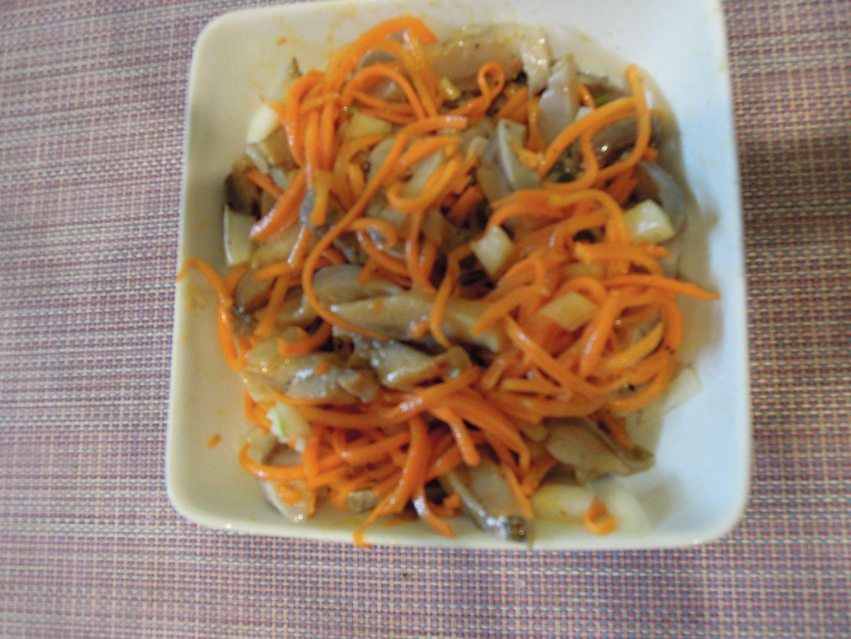 Селедка хе : 5 вкусных рецептов хе из сельди по-корейски 38