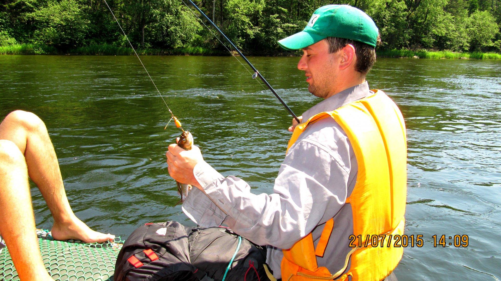 все о рыбалке и рыбной ловле осенью