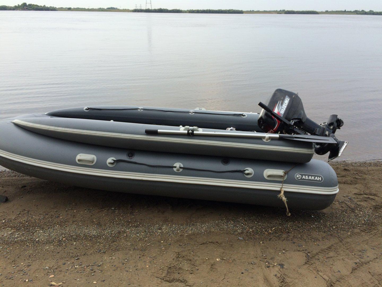лодка сибривер sibriver абакан 380 jet light