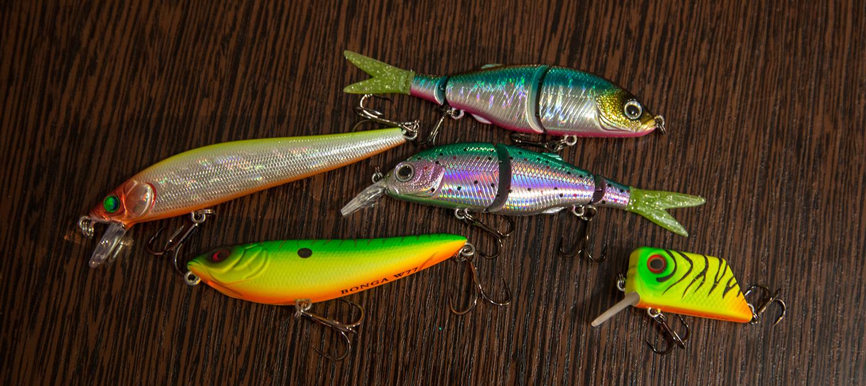 рыболовные новинки из японии