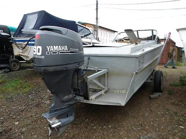 какие есть двигатели на лодку подвесные