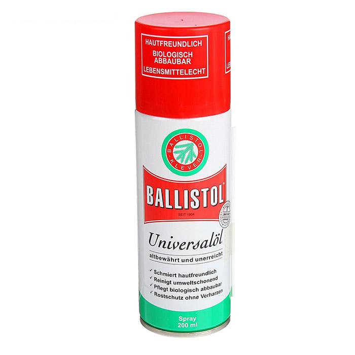 Масло оружейное. Balistol spray 200ml..jpg