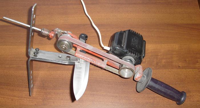Угломер для заточки ножей своими руками