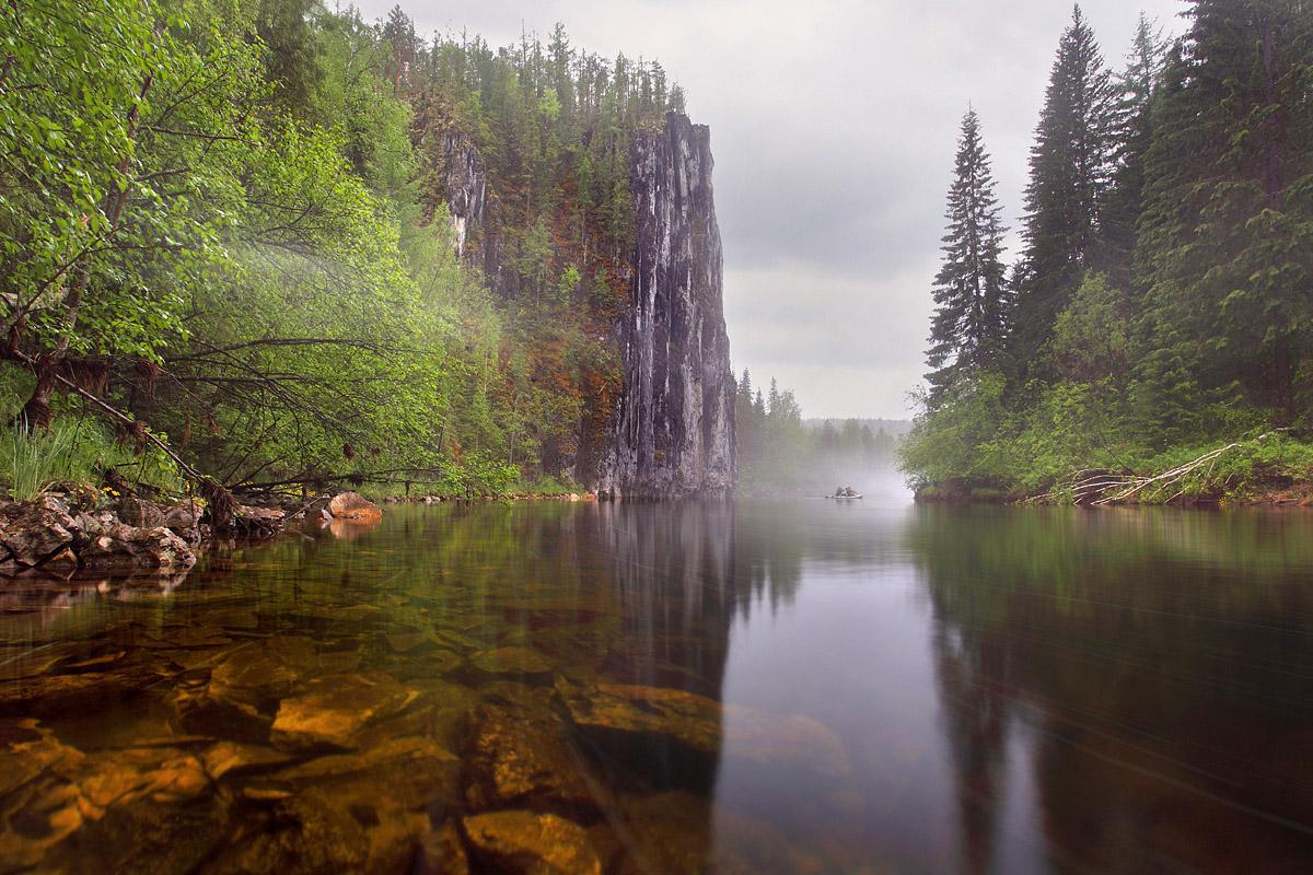 Пейзаж - Базуев Алексей - Ивдель туманный.jpg