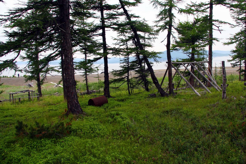 Старая геологическая база в Лебяжьей губе на острове Феклистова_новый размер.jpg